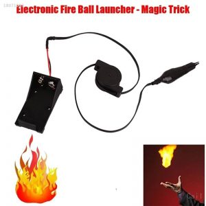 fireball launcher